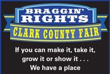 Exhibitor Information / We want to make it easy for you to participate in the Clark County Fair. Follow these simple steps to gather all the information you need for a fun and enjoyable experience.  Exhibitor files are available to download in PDF format with Adobe Reader. http://clarkcofair.com/exhibitors.html