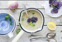 Vegan soups/ Vegán levesek