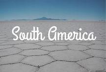 Explore / South America / South America travel tips, inspiration, and destination guides.