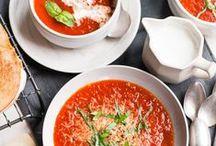 Soup / супы и бульоны