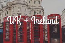 Explore / UK + Ireland / UK and Ireland travel tips, inspiration, and destination guides.