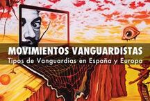 1 y 2. Las Vanguardias de Diego Sánchez del Valle