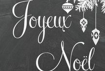 À faire pour Noël / Joyeux Noël et profitez de votre famille!