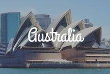 Explore / Australia / Australia travel tips, inspiration, and destination guides.
