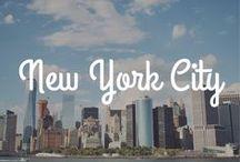 Explore / New York City / New York City travel tips, inspiration, and destination guides.
