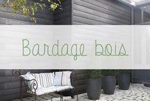 Bardage bois / Le bardage bois permet de relooker les façades d'une maison très simplement, en construction ou en rénovation. Le bardage bois Hylor est résistant à l'épreuve du temps. De nombreux profils et coloris sont disponibles afin de répondre à toutes les envies d'esthétique et de styles. Une maison contemporaine n'aura pas le même bardage bois qu'une maison rustique.  A chacun son style ! Retrouvez tous nos bardages bois sur : http://www.hylor-bois.com/ Hylor est une marque du groupe Gascogne Bois.