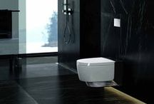 Flush Plate Inspiration / Looking for inspiration for your bathroom design? Then take a look at our flush plate range board. www.geberit.co.uk/inspiration