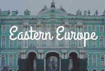 Explore / Eastern Europe / Inspiration for travel through Eastern Europe.