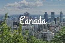 Explore / Canada / Canada travel tips, inspiration, and destination guides.