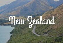 Explore / New Zealand / New Zealand travel tips, inspiration, and destination guides.