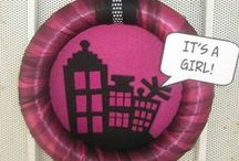 Geek Girl Shower / Its a Girl! And its gonna be a Comic Book Girl Baby Shower!