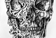 Drawings for tattos