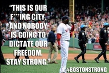 RED SOX/Boston stuff  / by Donna T