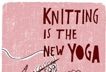 Winter is for Knitting