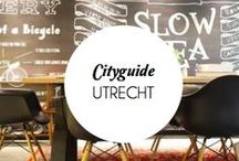 Cityguide - Utrecht