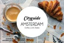 Cityguide - Amsterdam: Coffee, Lunch, Bakery