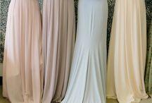 Beautiful Bridesmaid's