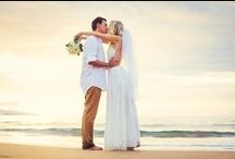 Destination Weddings / Jet off to a picture perfect destination and make the day even more magical and unforgettable.