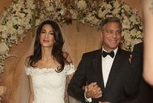 Celebrity Weddings and Engagements / The rich and the famous have weddings that are lavish, imaginative and outlandish.