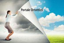 Ortottisti.it -Portale Web / ORTOTTISTI.IT offre ai Professionisti registrati una serie di servizi personali ed esclusivi, offrendo una maggiore visibilità sul Web trattando ogni ortottista e ogni situazione in maniera individuale.