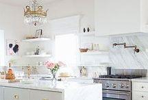 kitchens / kitchens inspo by blossomstudio and mrsblossom