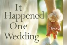 IT HAPPENED ONE WEDDING by Julie James / People, places, fashion, etc. that inspired me while writing the book.
