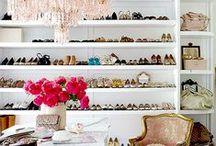 vestidores / dressers and closets inspo