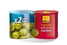 Con anchoa / Su primacía en el mercado español la convierten en el aperitivo principal en muchas ocasiones. Hay por ello gran cantidad de opciones para adaptarse a cualquier tamaño de familia y/o ración.