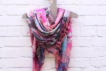 //ARTonomous Scarves// / scarves by Greek designers at ARTonomous store