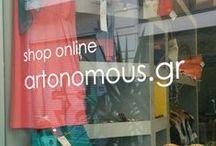 //ARTonomous Store// / Come and meet us!!