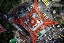 Tokyo Tower / Beautiful Tokyo Tower's Photos