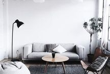 Minimal Apartment Decor / Minimal apartment decor, minimal decor, Scandinavian decor, apartment therapy, modern apartments, apartment decorations