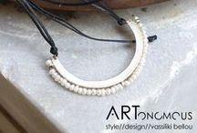 //ARTonomous Pendants// / Handmade Pendants & Necklaces by Greek designers at ARTonomous store