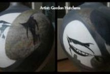 Pottery & Glass / Art pieces