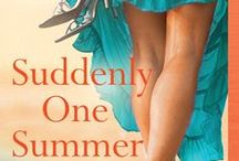 SUDDENLY ONE SUMMER by Julie James / People, places, fashion, etc. that inspired me while writing the book.