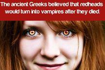 -random facts-