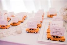 New York City Wedding / We love being in New York city and think it's a magical place to get married and fall in love.