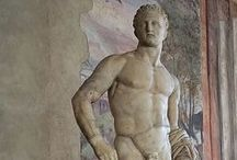 Statues to Inspire / Statues