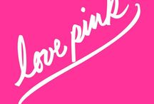 {Pink Perfection} / ....pink things....