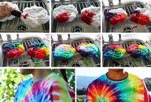 T-shirts & tie-dye