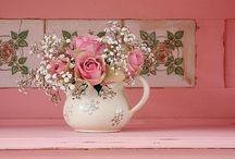 { ✵ S w e e t  V i n t a g e  C h i c ✵ } / ...vintage...pastel...shabby chic...love...