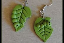Fimo, Polymer Clay / Ideas for DIY projects with clay