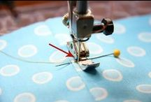 Just sewing