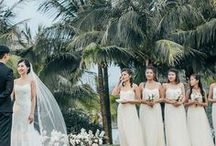 Let's run away and get married / Find out why Sanya is becoming the most popular wedding destination in China.