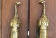 Door Knocker & Handles / Design