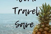 Travel Quotes / Words of wisdom about a life of travel.