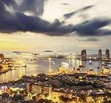 Sanya Cityscape / There's more than fun in the sun in Sanya. Come and explore the best of city living.