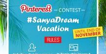 Sanya Dream Vacation / Welcome to our contest board, start to repin as much pictures as you can in your own Sanya Dream Vacation board, let the best board win !