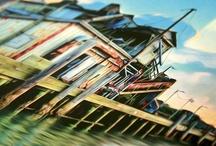 Canvas Prints by Brad Styron