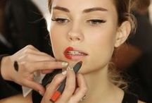 make up / by Cristina Aguayo